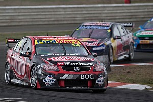 V8 Supercars Race report Coulthard enjoys second victory in Tasmania's final race of the weekend