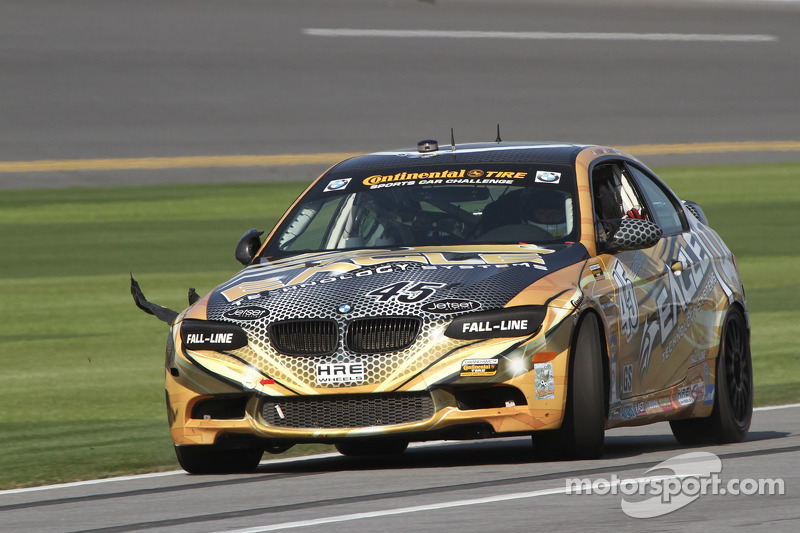 Gearbox problems ruined Carter and Plumb race at Barber Motorsports Park