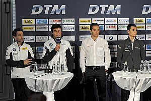 DTM Breaking news DTM enters the 2013 season with new drivers and innovations