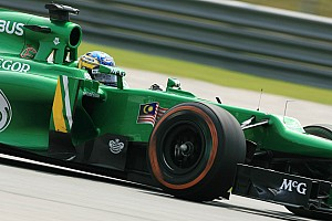 Formula 1 Commentary Pic's Caterham career 'going very well' - Panis