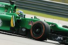Pic's Caterham career 'going very well' - Panis