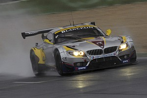 Blancpain Endurance Preview Marc VDS head to Italy with sights set on BES title challenge
