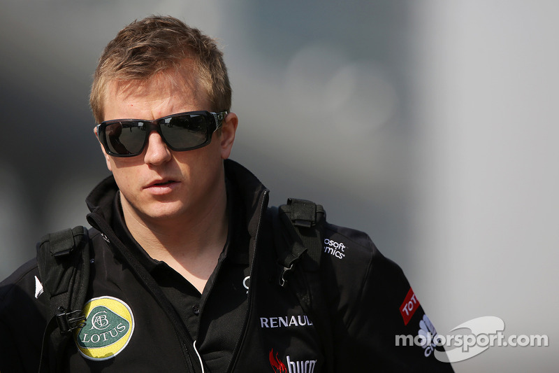 Raikkonen not denying Red Bull rumours