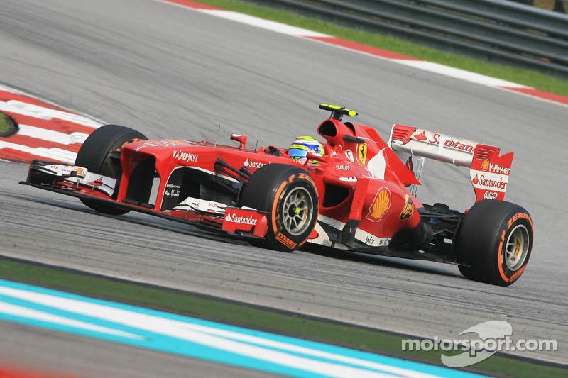 New data for Ferrari on Friday in Shanghai