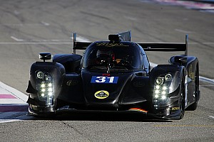 WEC Qualifying report Lotus Praga LMP2 second day at the 6 Hours of Silverstone