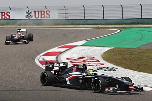 Rumours hint at Sauber sponsor news