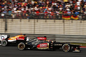 Formula 1 Commentary Lotus to sell stake to fund Raikkonen deal - report