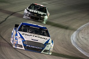 Top-3 qualifying for Roush Fenway at Kansas