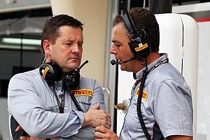 Formula 1 Qualifying report Pirellis point of look on qualifying round at Bahrain