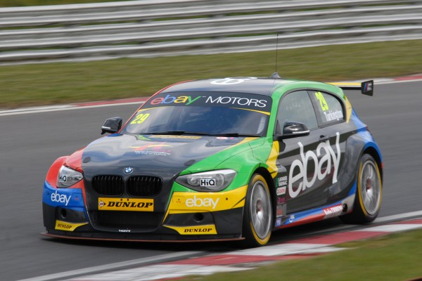 Honours shared at Donington Park