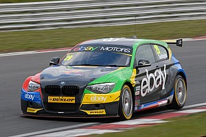 BTCC Race report Honours shared at Donington Park