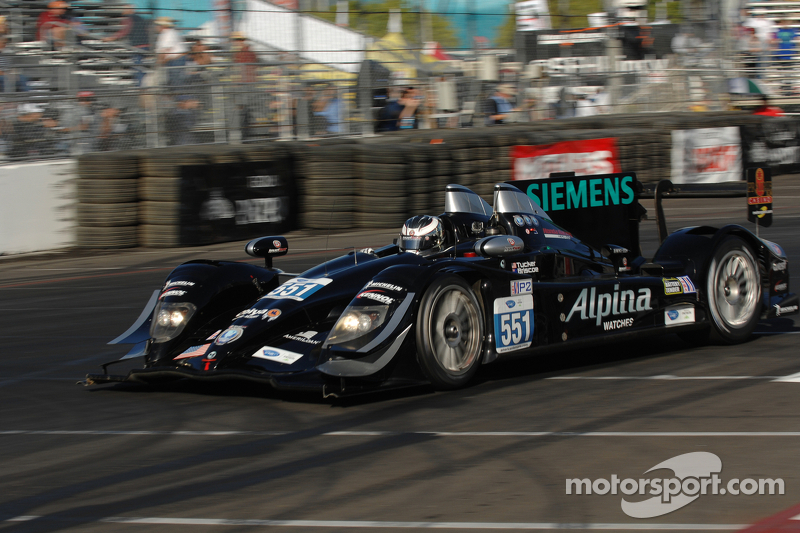 Challenging day at Long Beach for Scott Tucker, Level 5