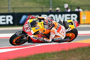 Great race for Marc Marquez at Austin