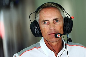 Formula 1 Commentary Whitmarsh resisted urge to issue team orders