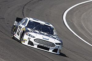 NASCAR Sprint Cup Race report Hill victim of others troubles in Kansas