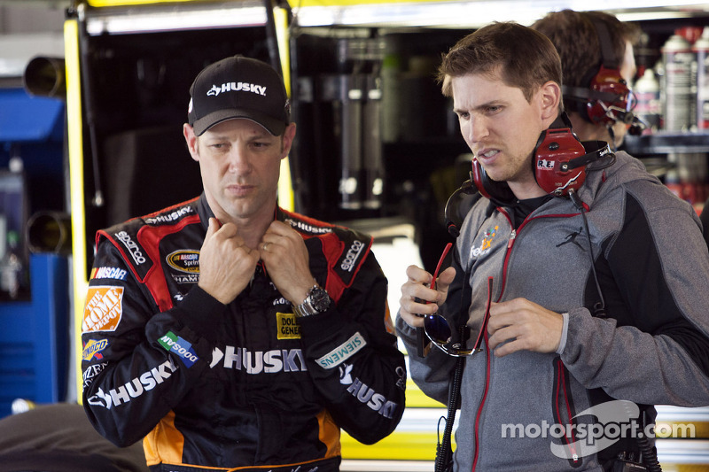 Kenseth not happy with Joe Gibbs Racing paying for TRD mistake