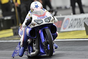 NHRA Qualifying report Arana Jr. stays hot, earns Friday's provisional No. 1 in Houston