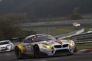 Endurance Race report Strong preparation for Marc VDS at VLN3