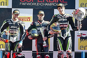 World Superbike Race report Sykes and Laverty take one win each at Assen