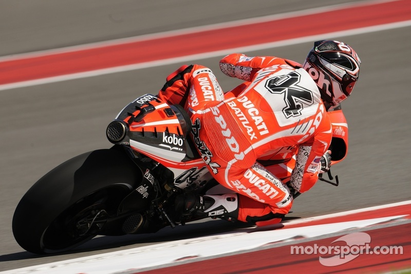 Ducati Team heads to season's first European stop