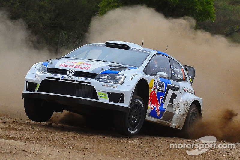 Latvala fastest in Argentina qualifying