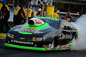 Edwards having another dream season as NHRA heads to Atlanta