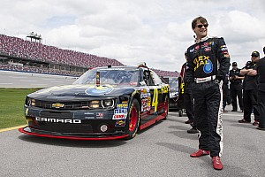Heroic finish for Cassill at Talladega