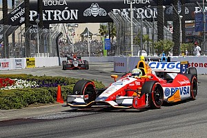 IndyCar Special feature Venezuela's E.J. Viso seeks first IndyCar win