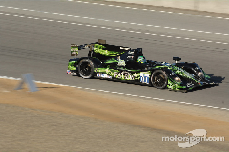 Extreme Speed Motorsports qualifies third and fourth at Laguna Seca