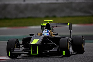 GP3 Race report Vainio wins 50th GP3 Race 2 in Barcelona