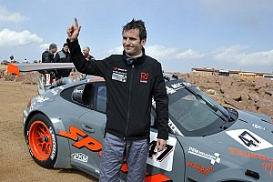 Hillclimb Breaking news Romain Dumas returning to Pikes Peak