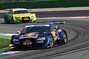 DTM Preview Home round for Audi newcomer Jamie Green
