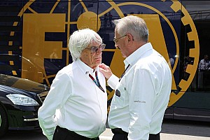 Formula 1 Breaking news German prosecutors charge Ecclestone with bribery
