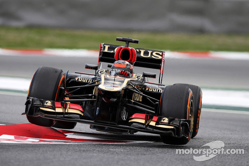 Lotus team members talk about the Monaco GP