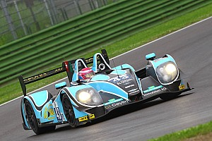 European Le Mans Race report Podium at Imola for Morand Racing