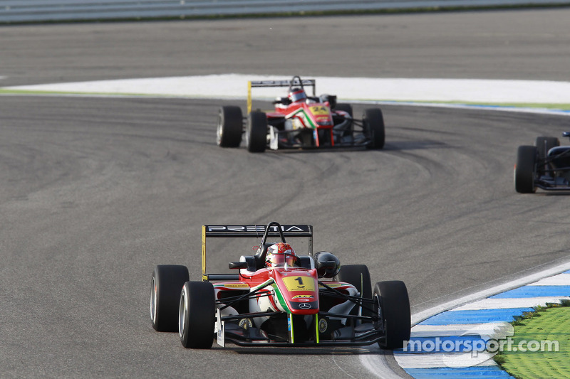 Marciello excluded from race 3, new race winner Lucas Auer