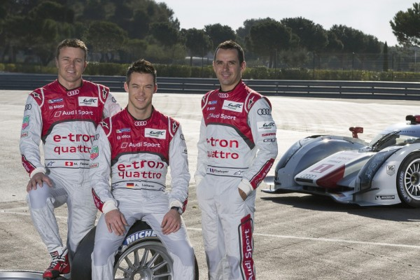 2013 Le Mans 24 Hours - A fabulous driver line-up