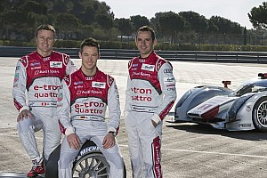 Le Mans Breaking news 2013 Le Mans 24 Hours - A fabulous driver line-up