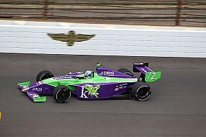 Indy Lights Race report Veach records top-five finish at the Brickyard