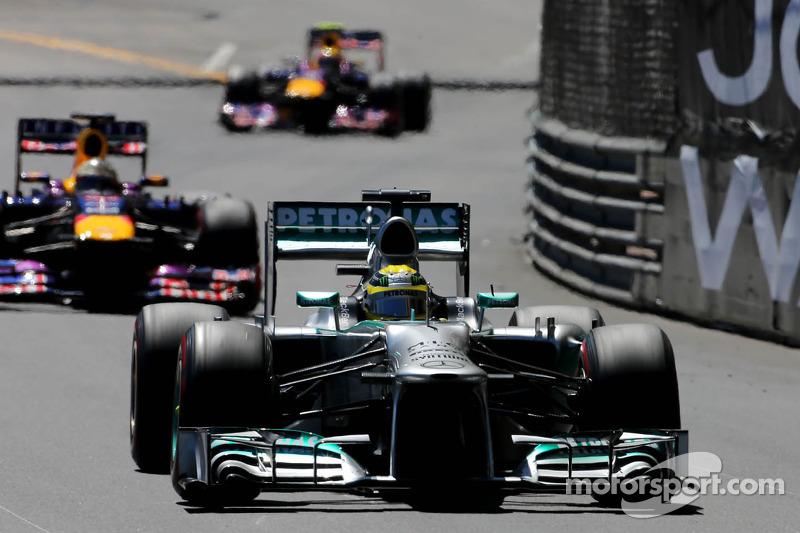 'Secret test' gave Mercedes a second - Marko