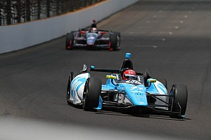 IndyCar Race report SPM's Pagenaud finishes 8th in Indianapolis 500