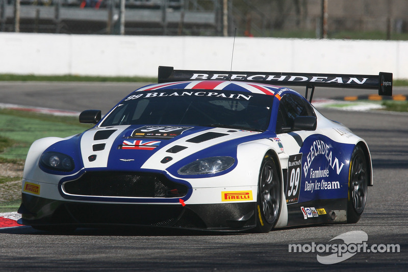 Aston Martin Racing enters every class at BES Silverstone