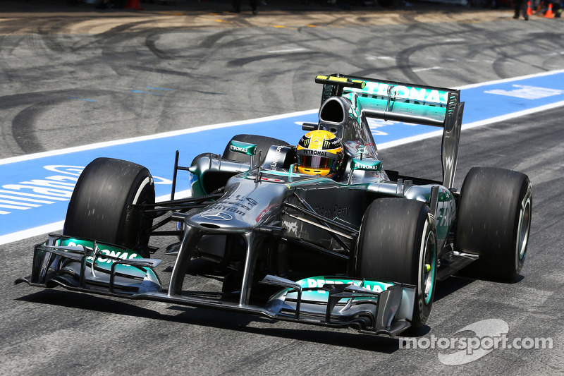Pirelli: tyre tests did not favour any team