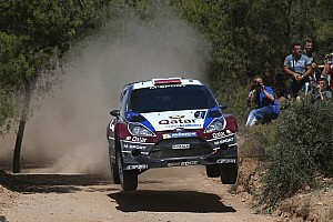 WRC Leg report Acropolis day one: Novikov is surprise leader