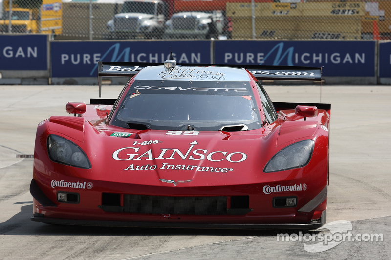Bob Stallings Racing settles for sixth at Belle Isle
