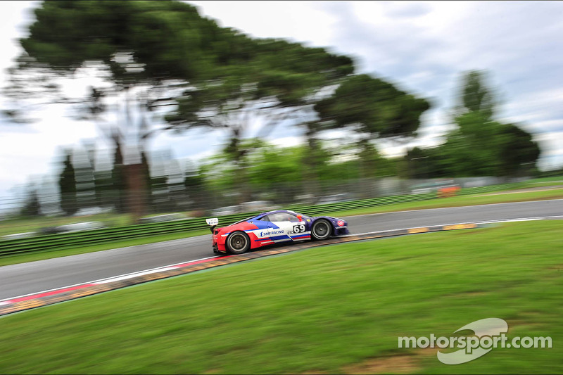 SMP Racing's debut in endurance racing taking shape