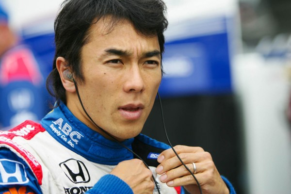 Oval track racing: a conversation with Takuma Sato