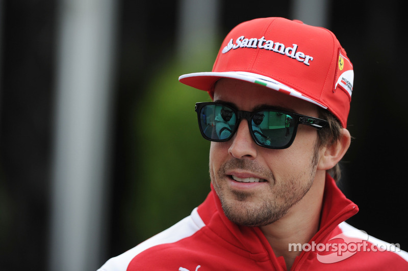 No Monaco criticism from within Ferrari - Alonso