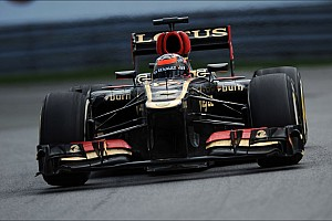 Formula 1 Race report Lotus and Raikkonen scored in Montreal 24th consecutive GP points