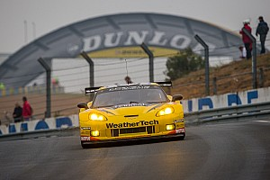 Le Mans Testing report MacNeil has successful first run at Le Mans